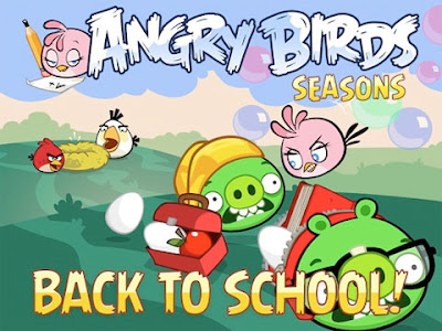 Download Angry Birds Season 3.0.0, Angry Birds Back to School