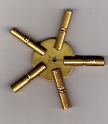 Brass Wrench