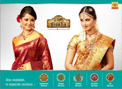 Chennai Silks Diwali Silk Sarees