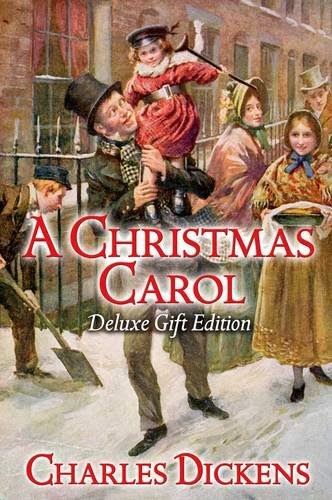 essays on christmas carol by charles dickens