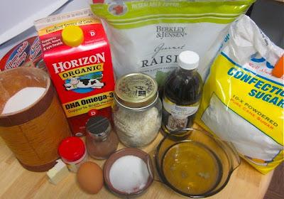 Рисовая запеканка на белках