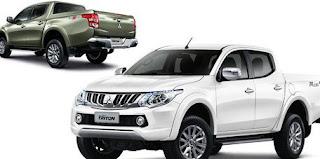 Hot New Brosis : Mitsubishi All-New Triton Meluncur di Indonesia, Berikut Dan Beserta Harganya