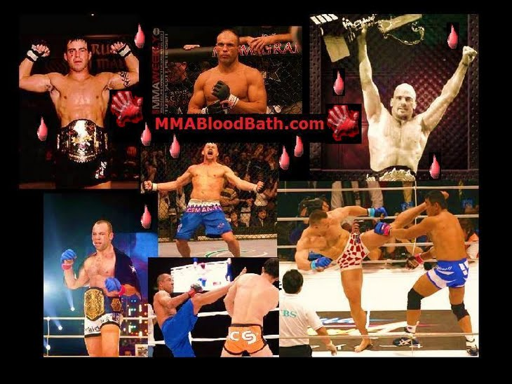 MMA VIDEOS | Free Streaming MMA UFC Fight Videos | MMA BloodBath - MMABloodBath.com