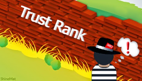 improve website trust rank