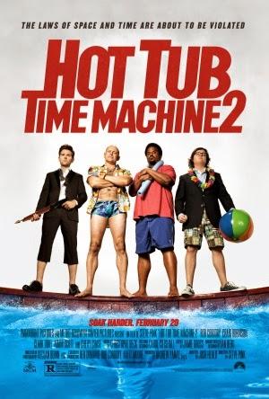 Poster Hot Tub Time Machine 2 2015