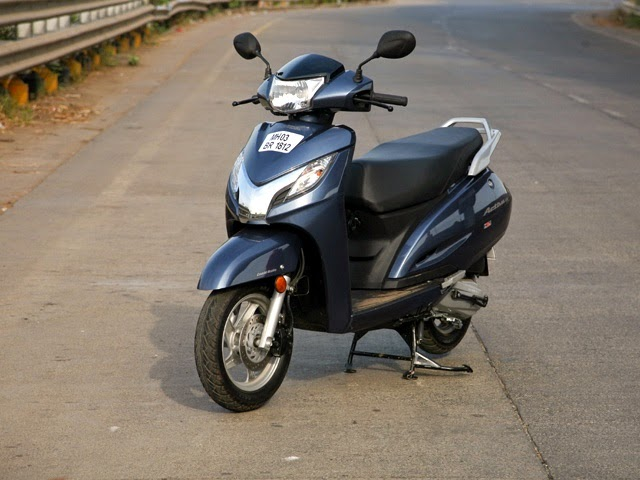125 CC Scooters With 50 K.m/Litre Under 60,000 Rupees Only