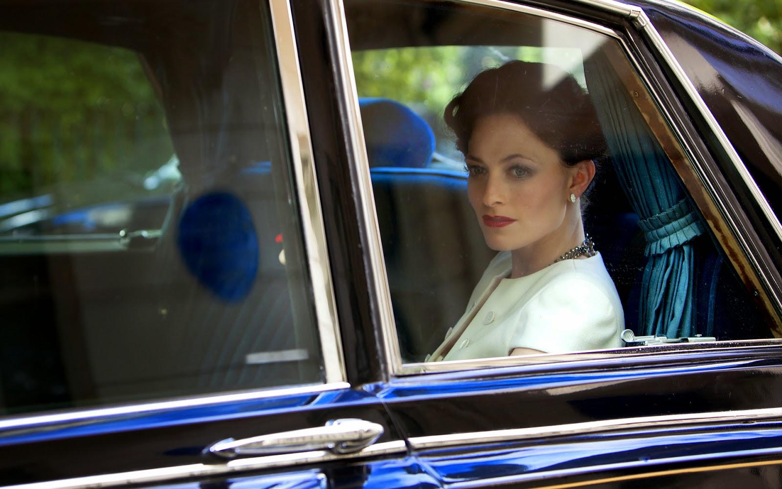 Lara Pulver Irene Adler BBC Sherlock A Scandal in Belgravia