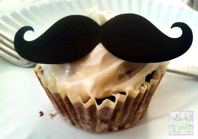 Homemade Dr. Pepper Cupcake Muffins Recipes Mustache