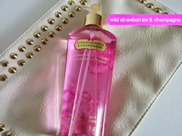 VS FANTASIES STRAWBERRIES & CHAMPAGNE FRAGRANCE MIST Review