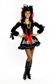 Dicas de Fantasias de Piratas Masculinas e Femininas para Festas a Fantasia