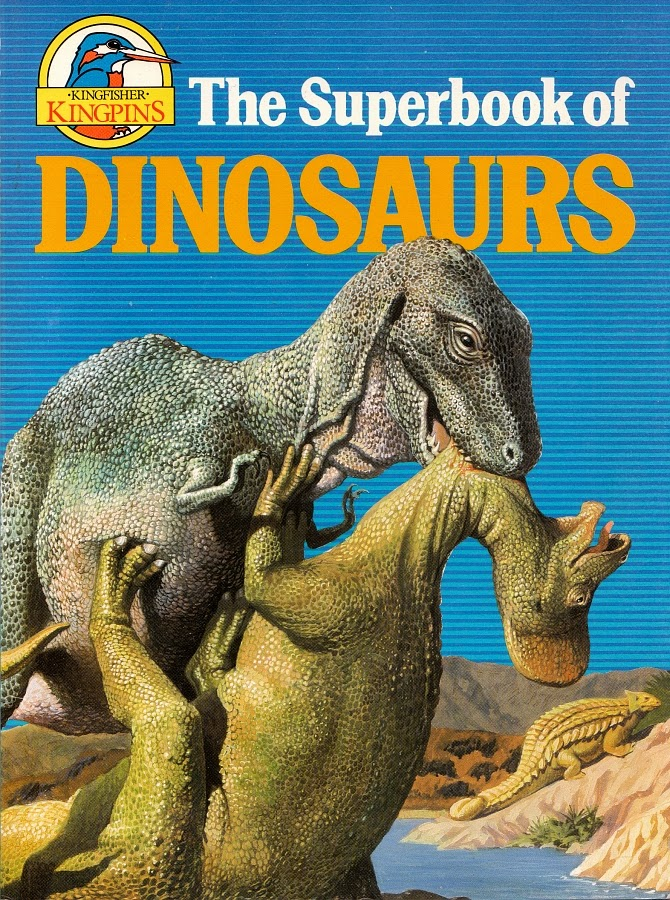 Vintage Dinosaur Art: The Superbook of Dinosaurs