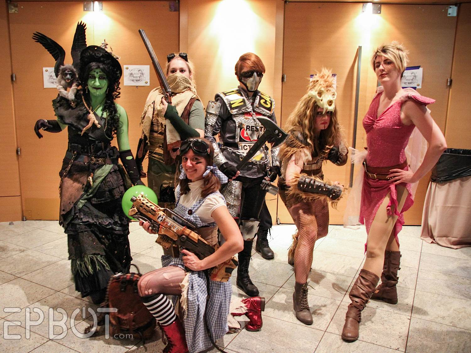 First I went nuts for this post-apocalyptic Wizard of Oz group  sc 1 st  Epbot & EPBOT: Dragon Con 2015 The Best Cosplay Pt 4