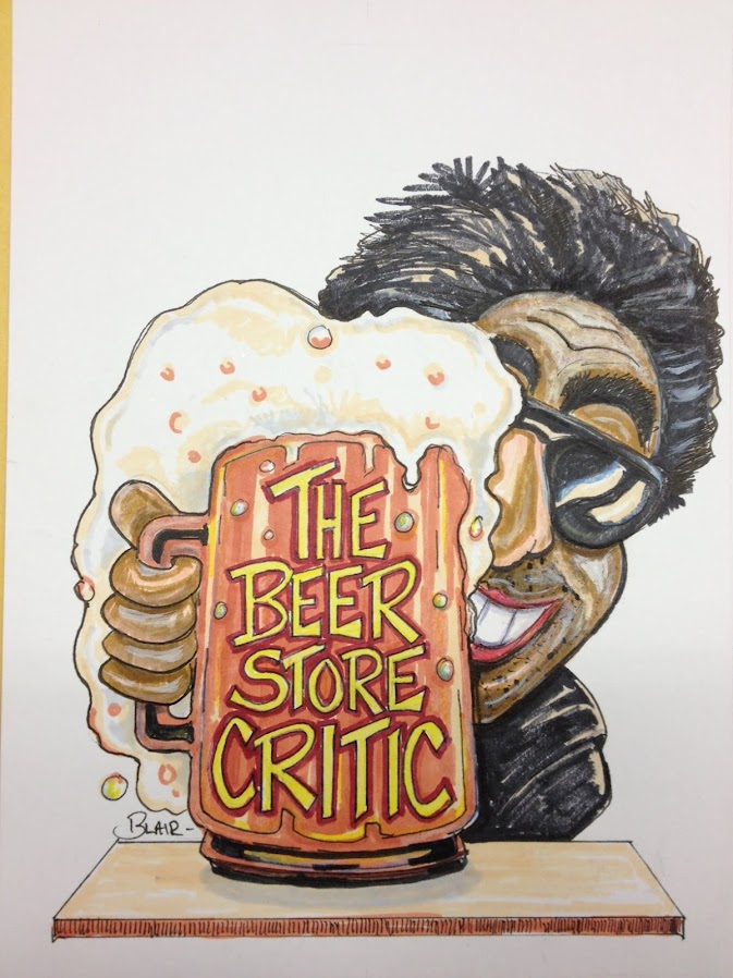 The Beer Store Critic