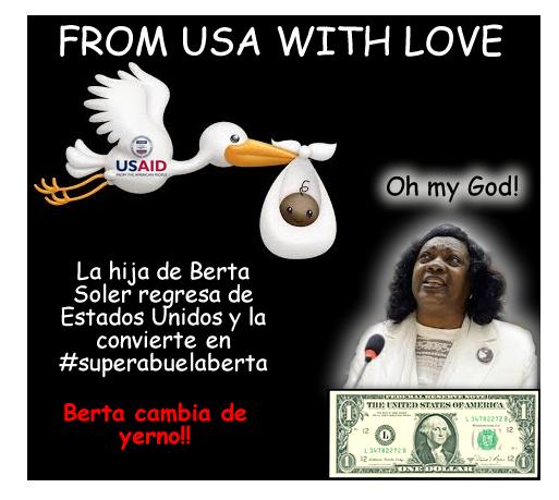 ¿Crónicas blancas? Berta Soler cambia de yerno
