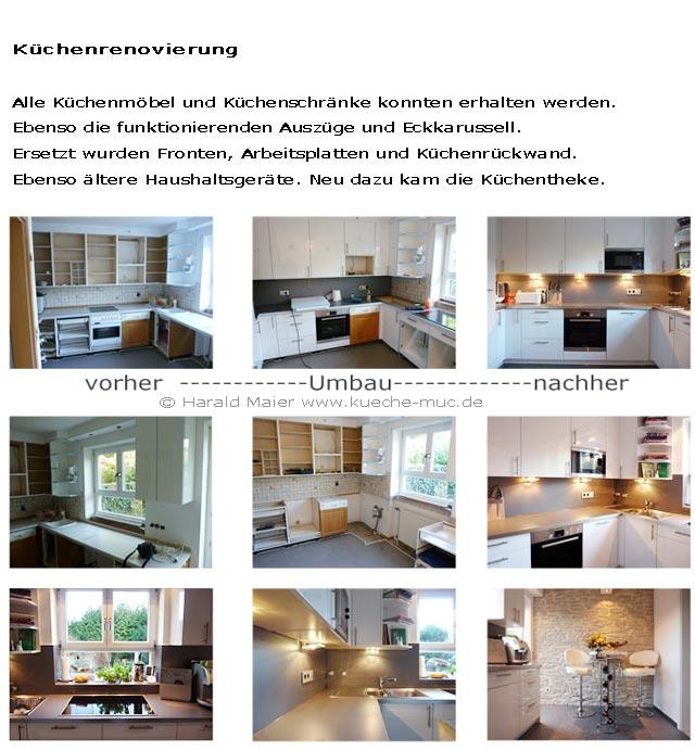Küchenrenovierung Vorher Nachher ~ Wir renovieren Ihre Küche  Küchenrenovierung  vorher  nachher
