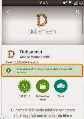 download installare dubsmash apk nonostante il tuo