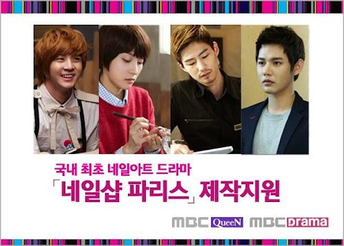 sinopsis film drama korea terbaru nail shop paris, dunia cerpen
