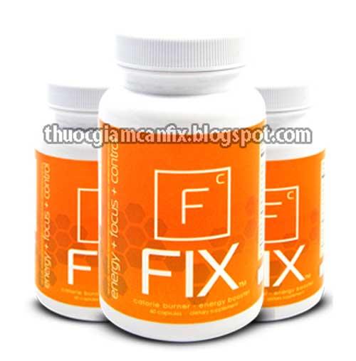 Thuốc giảm cân Fix có tốt không