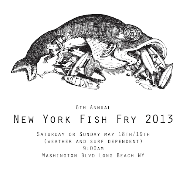 The alley fish fry new york fish fry 2013 for New york state fish