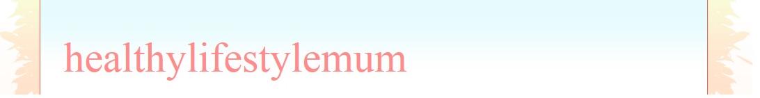 healthylifestylemum