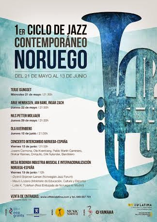 I Ciclo Jazz Noruego (Madrid)
