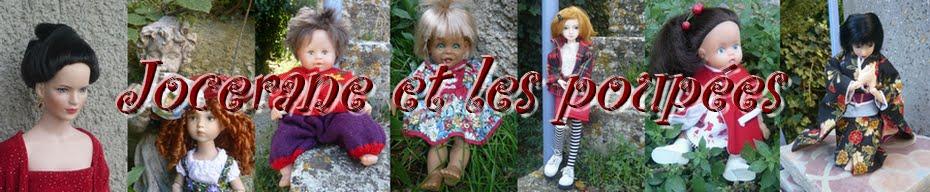 Jocerane et les poupées