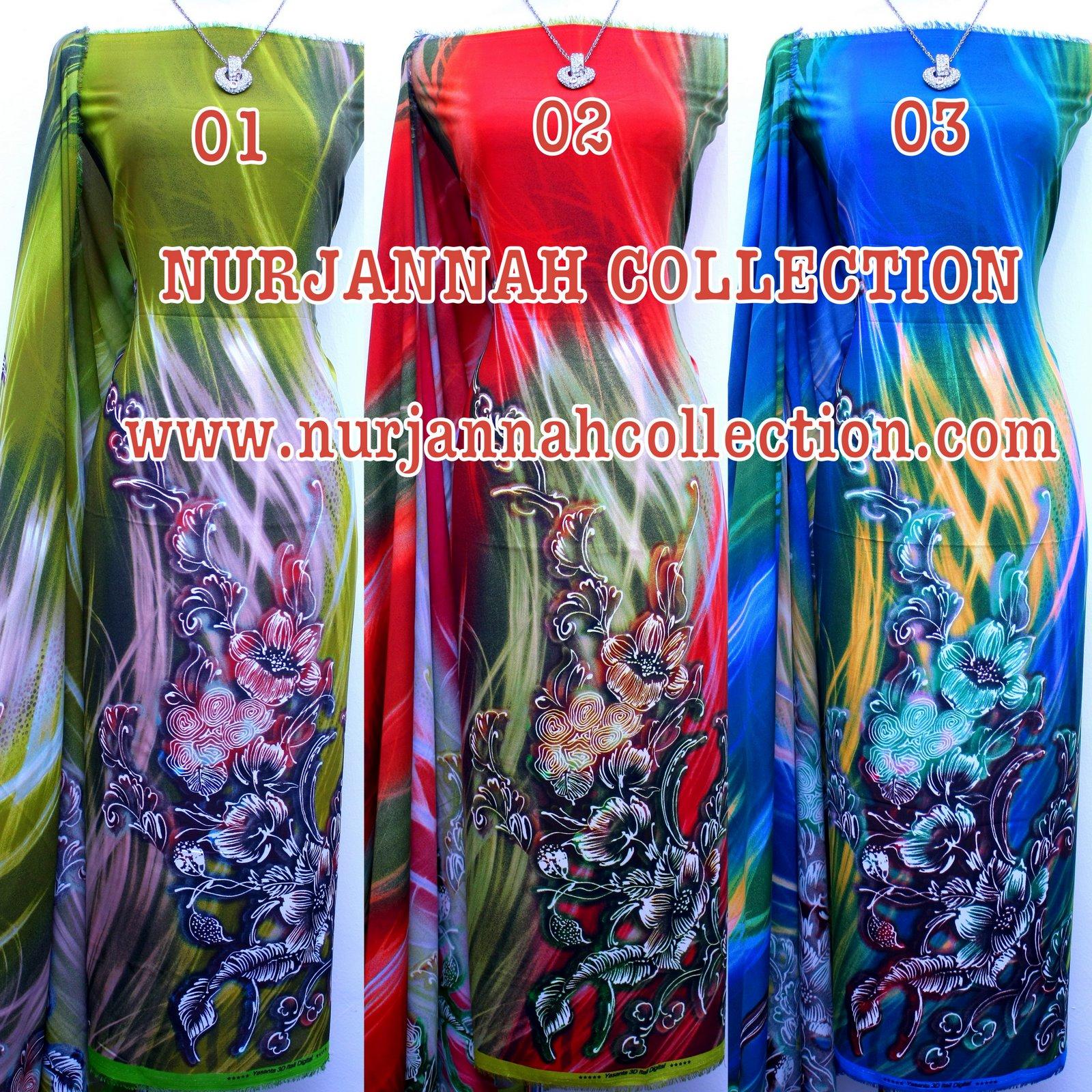 kain 3d yasanta terbaru borong rm40 runcit 3pcs rm180 utk order sila