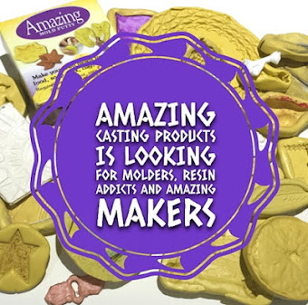 Are you an AMAZING Mold Putty addict or resin casting junkie?!?