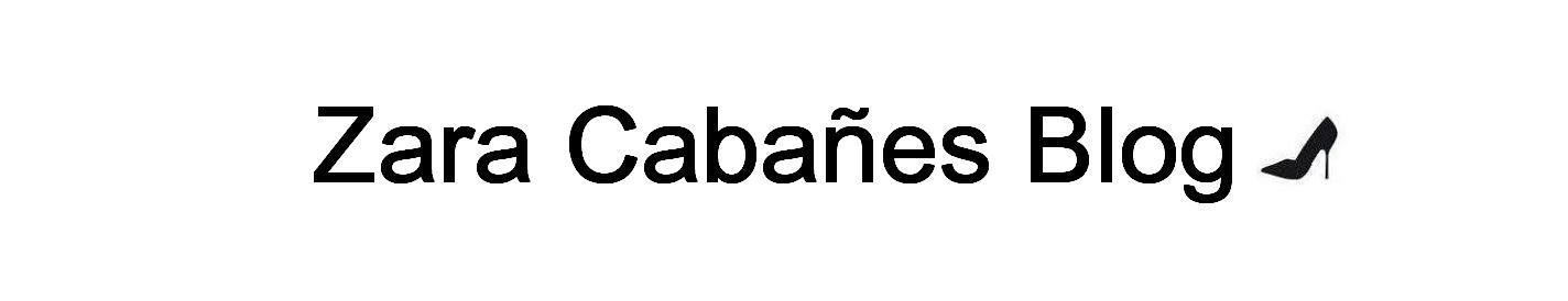 Zara Cabañes Blog