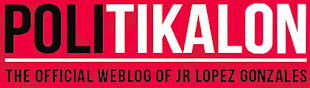 PoliTikalon: The Official Weblog of JR Lopez Gonzales