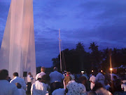 ANZAC Day in Madang