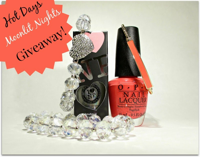 My Final Giveaway of This Summer is On!