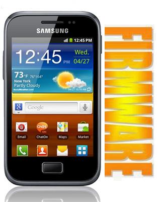 Samsung Galaxy Mini 2 GT-S6500D Stock Rom