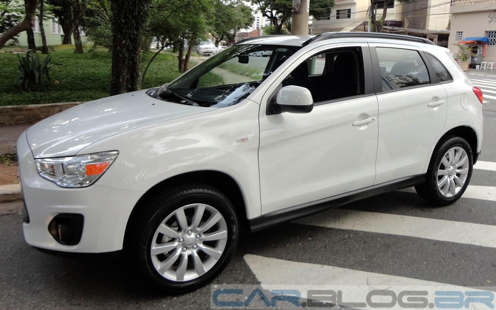 Mitsubishi Asx 4x2 Pre O Consumo E Desempenho Car Blog Br