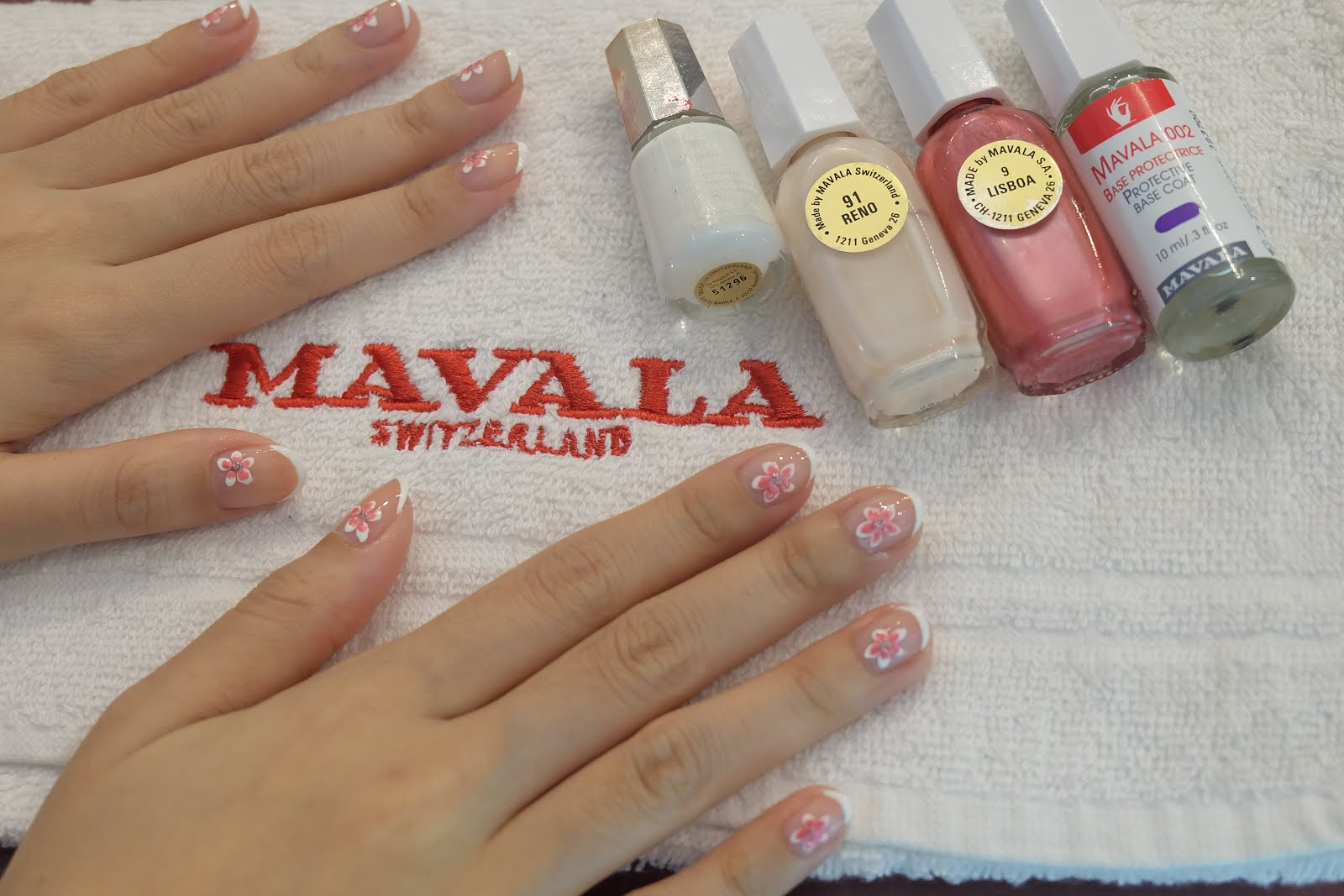 Mavala Nail Experience - Stevie Wong