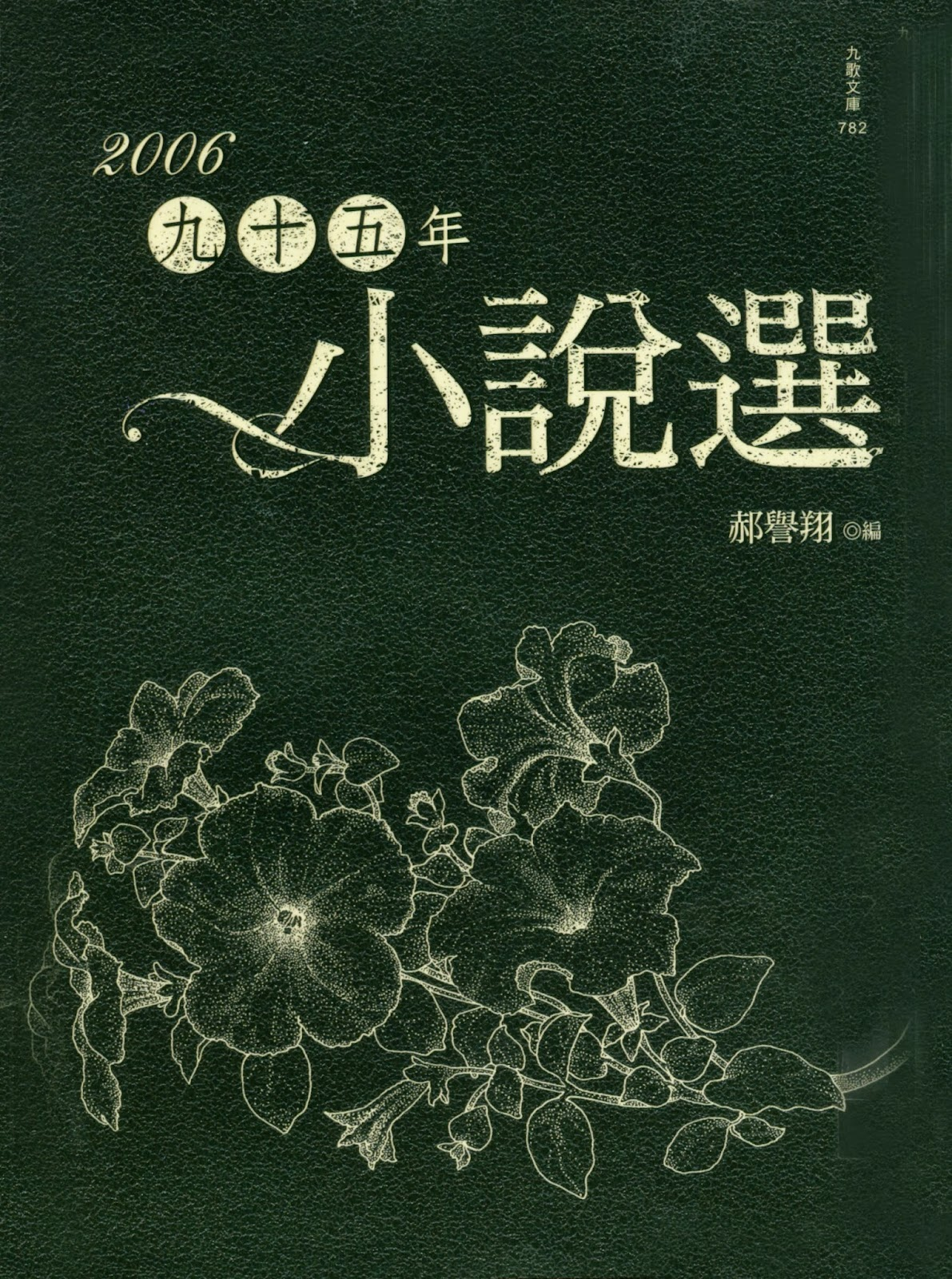 Selected Novellas in the Year Ninety-Five 《九十五年小說選》(2006)