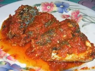 Resep Ikan Tongkol Bumbu Balado