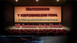 """Exposición cinematográfica """"Neurociencias y responsabilidad penal"""""""