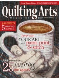Quilting Arts Dec2013/Jan2014