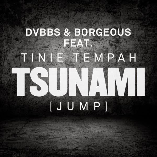 DVBBS & Borgeous - Tsunami (Jump) [Remixes] - EP Cover