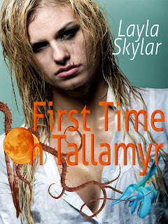 First Time on Tallamyr is a science fiction erotica short story (Approx.