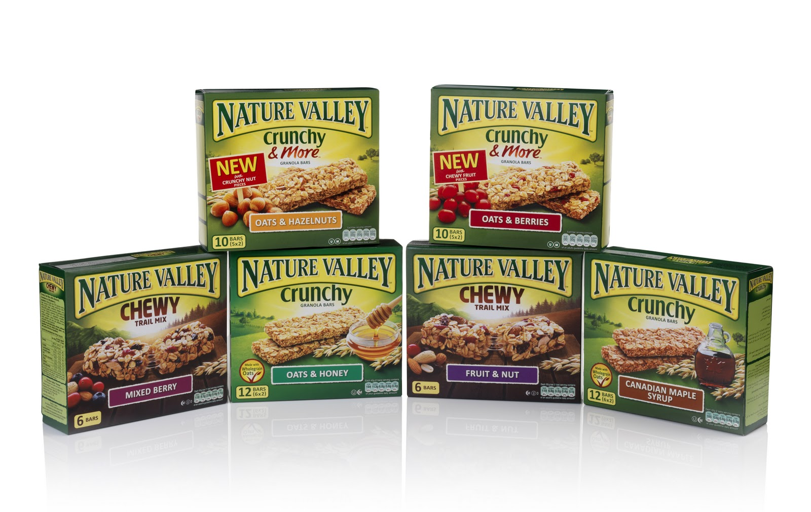 Nature Valley Food Products