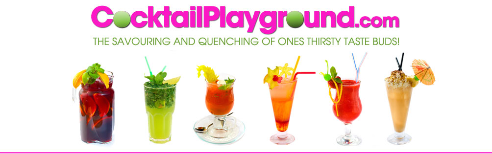 COCKTAIL PLAYGROUND | A Cocktail Blog