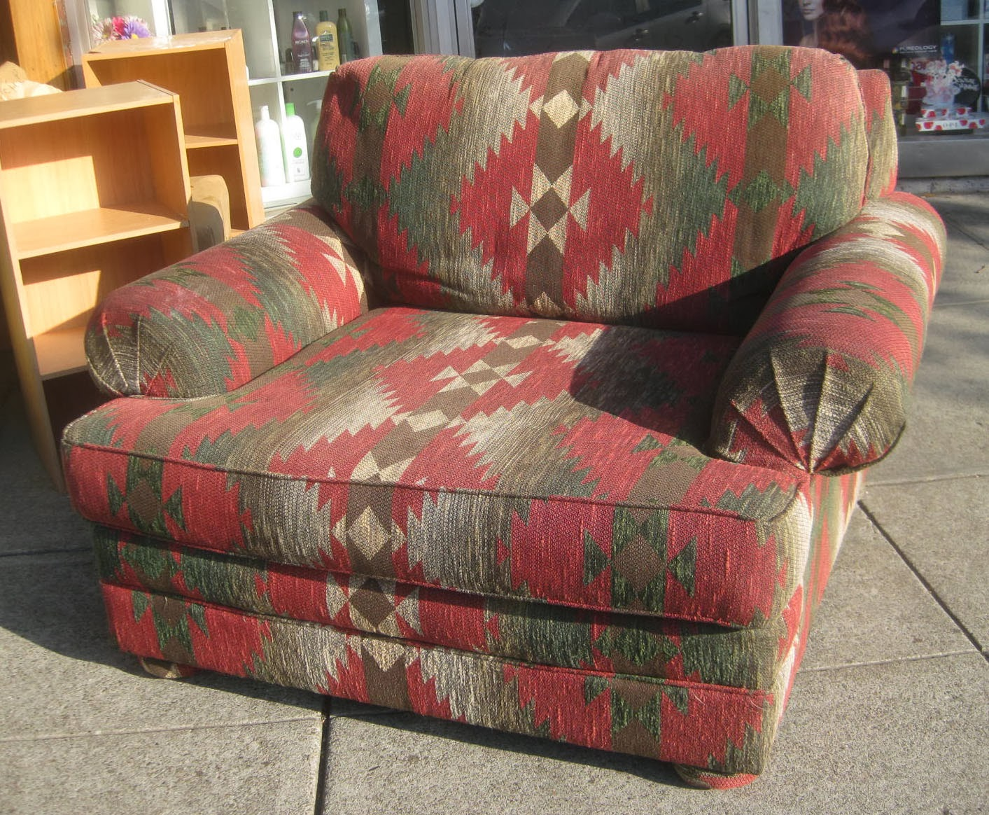 UHURU FURNITURE COLLECTIBLES SOLD Southwest Chair 40