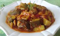 Ratatouille au curry