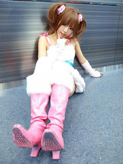 The Idolmaster Takatsuki Yayoi Cosplay by Kipi