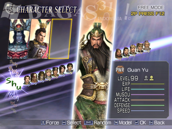 Warriors Orochi Full RIP 2