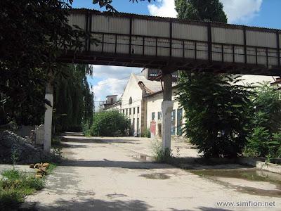 Завод Анатра в Симферополе