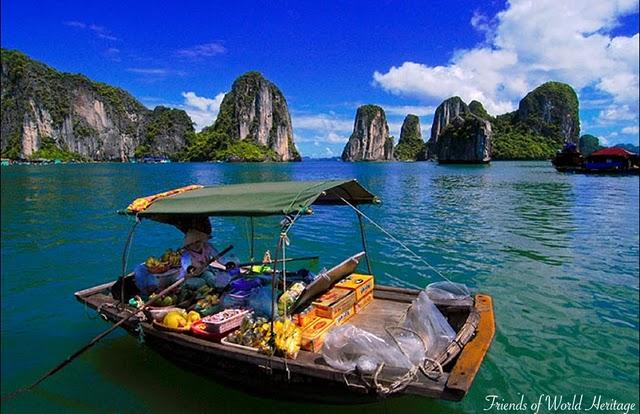 ��� ���� ���� ������ ��� ������� ���� ������ �� ������ halongbay_vietnam_wa