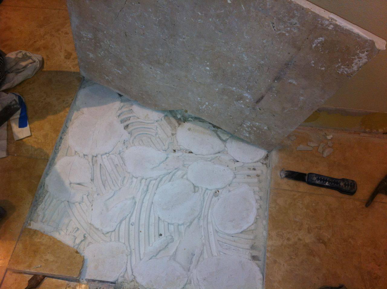 Why did my tile floor just EXPLODE? | Higher Standard Tile and Stone